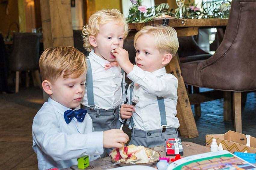 bruiloft in Castricum - FloorFoto - kinderen