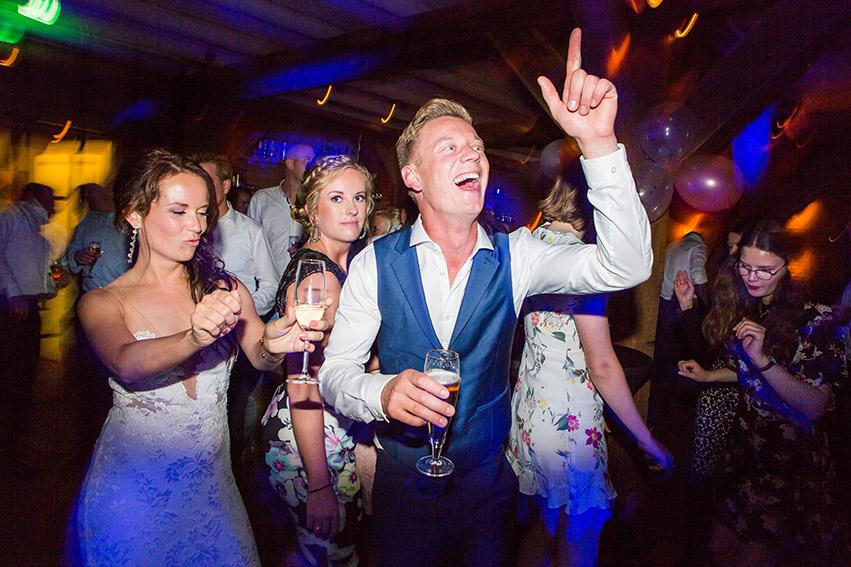 bruiloft in Castricum - FloorFoto - feest