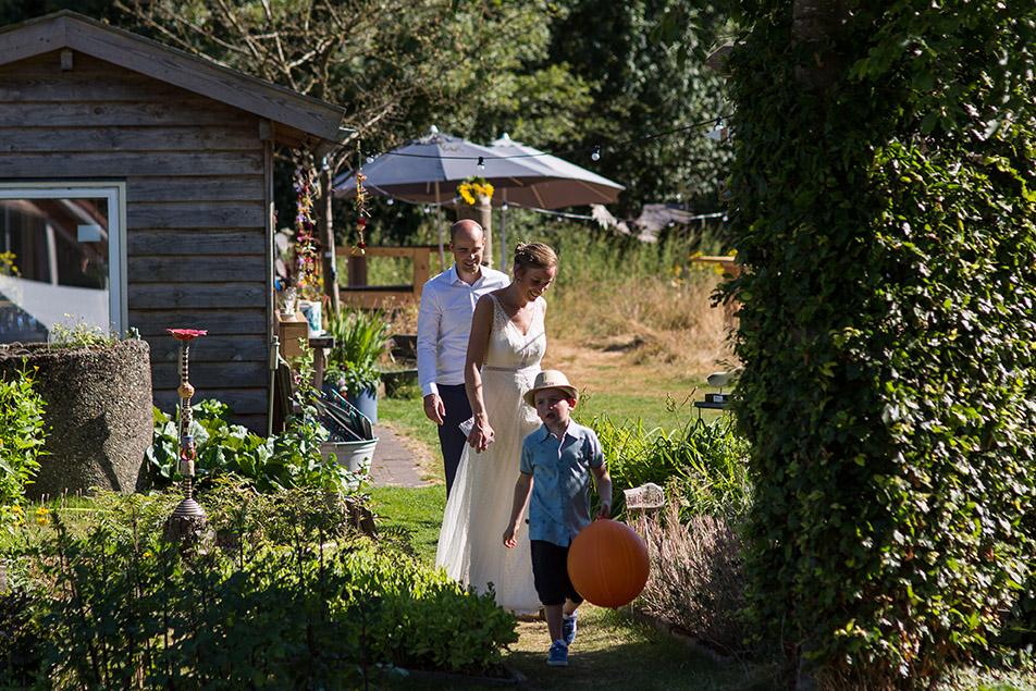 trouwen in Brabant - buitenbruiloft
