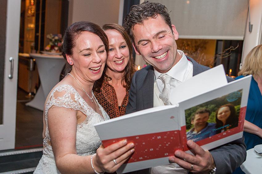 trouwen in Bloemendaal - De Uitkijk