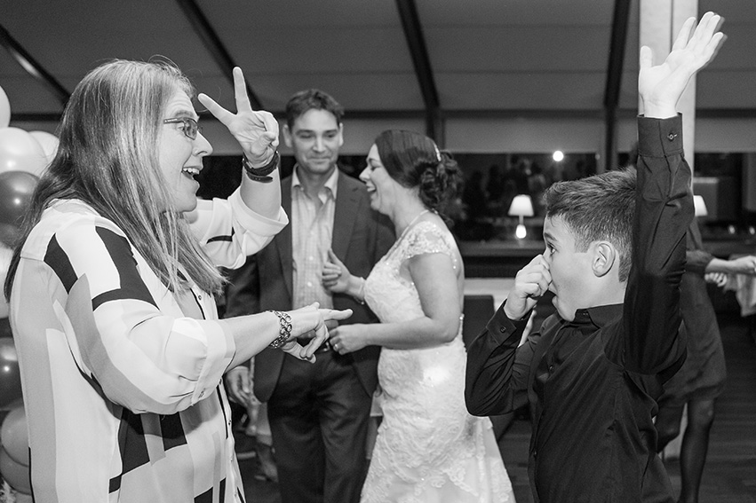 trouwen in Bloemendaal - De Uitkijk - feest -DJ