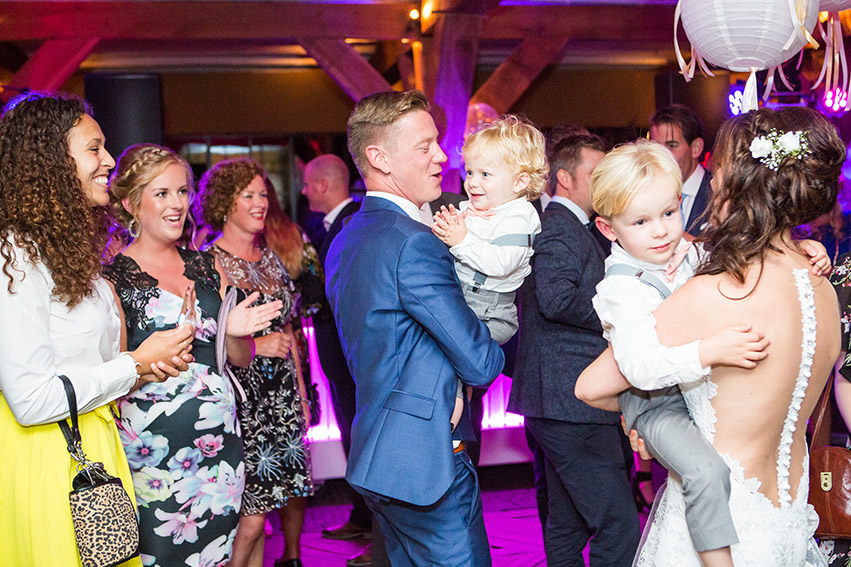 bruiloft in Castricum - FloorFoto - openingsdans