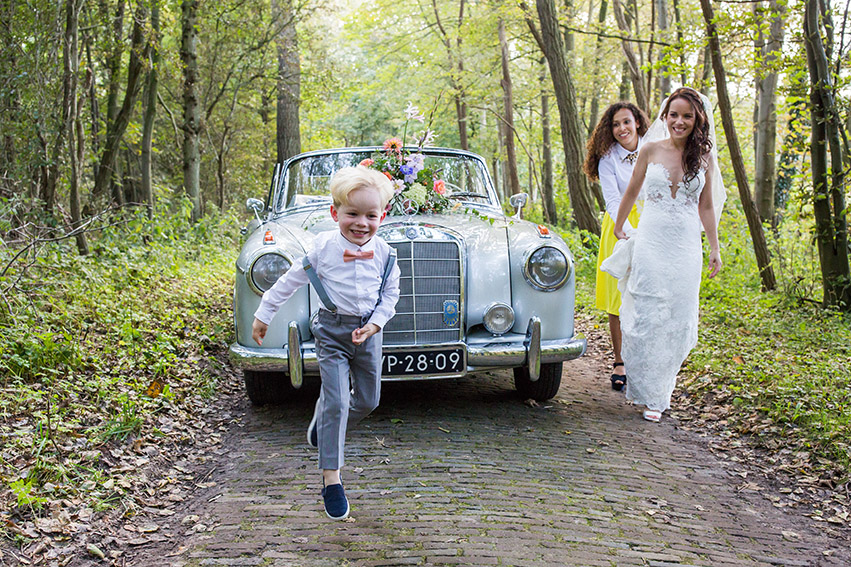 bruiloft in Castricum - FloorFoto - fotoshoot