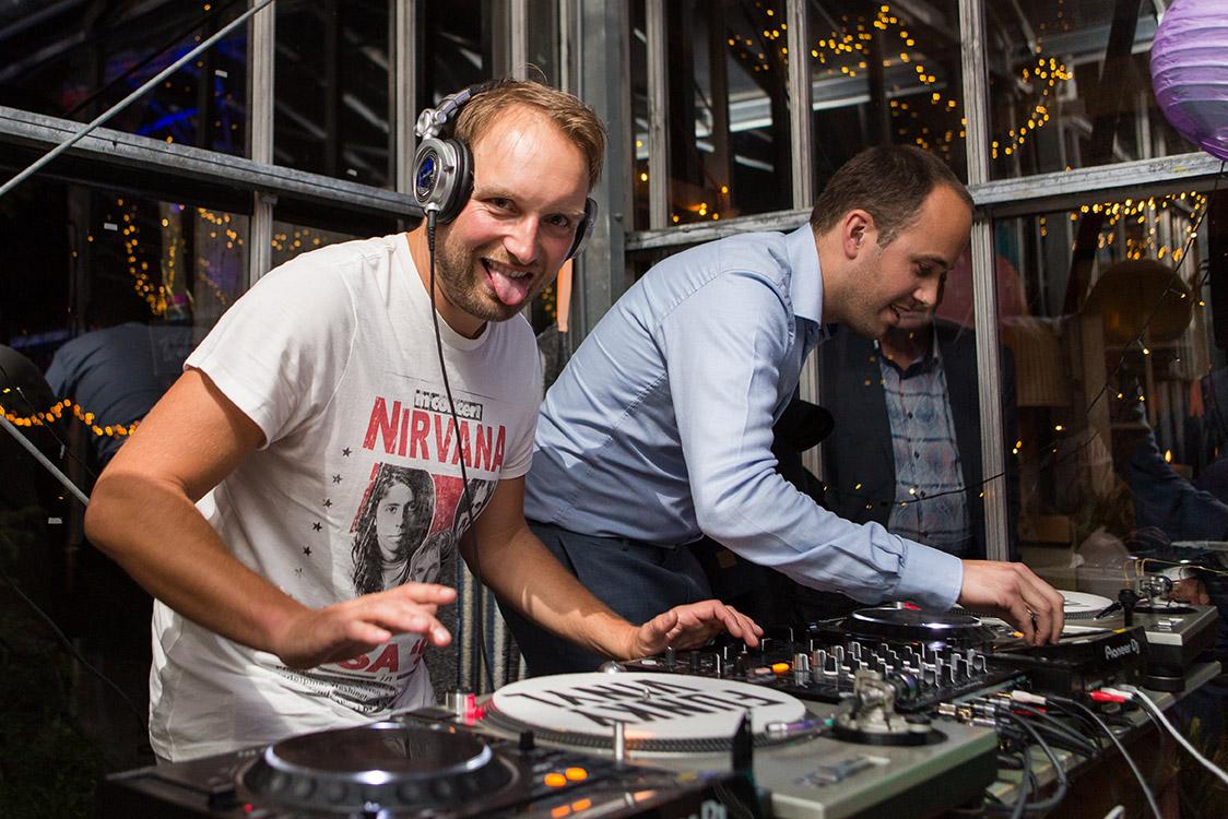 Trouwfotografie in Haarlem - DJ's