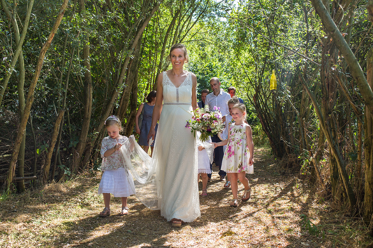 Trouwen in Brabant - bruid