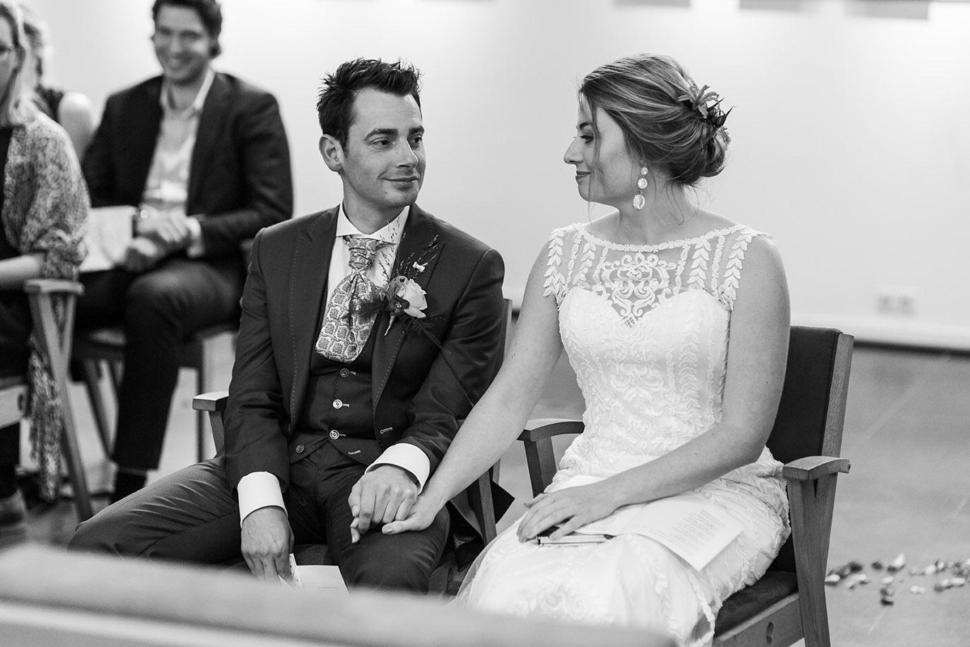 Trouwfotografie in Haarlem - liefde bruiloft trouwen