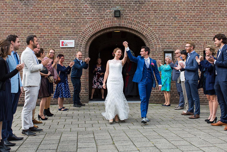 Trouwfotografie in Haarlem - trouwen liefde bruiloft trouwfotograaf