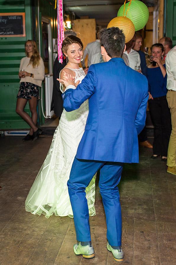 Trouwfotografie in Haarlem - trouwen in het Veerkwartier
