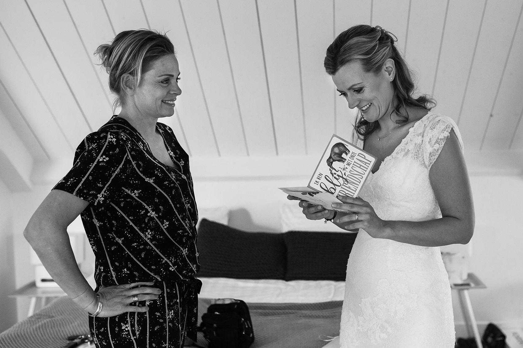 bruiloft Michelle en Bart Abcoude