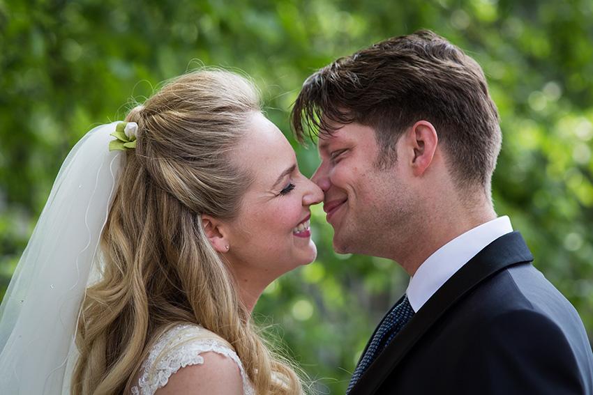 bruiloft in Amsterdam - FloorFoto