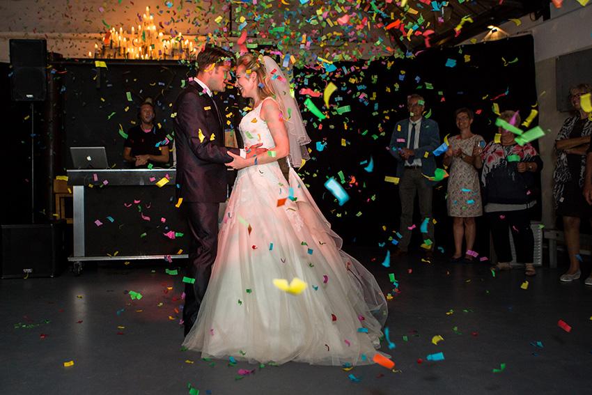 bruiloft in Amsterdam -FloorFoto - openingsdans