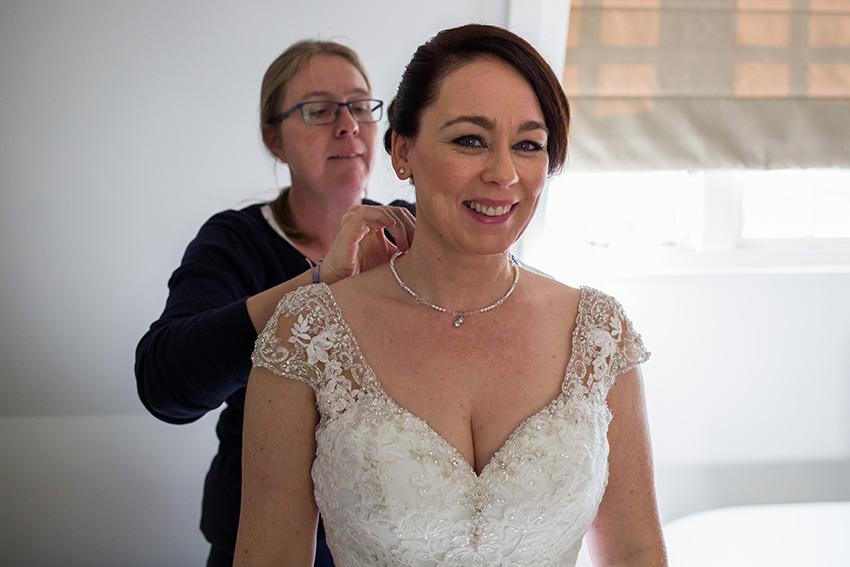 trouwen in Haarlem - FloorFoto - aankleding