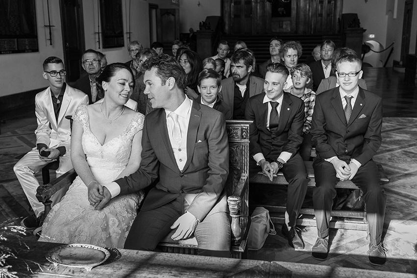 bruiloft in Haarlem - Gravenzaal
