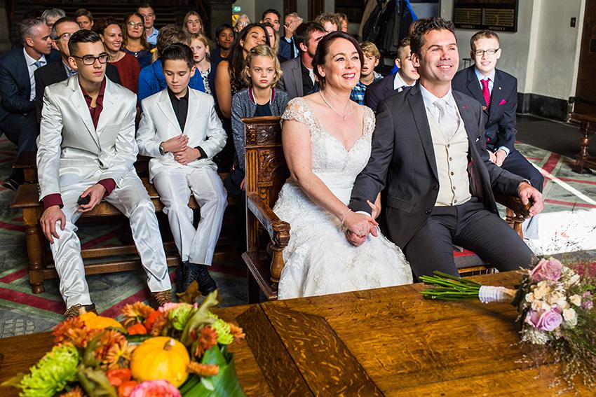 trouwen in Haarlem - Gravenzaal