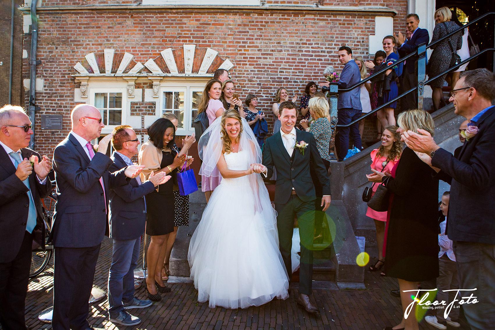 Bruidsfotograaf FloorFoto, Haarlem, Heemstede, Overveen